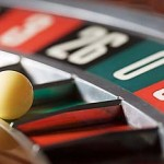 Roulette / table de jeux