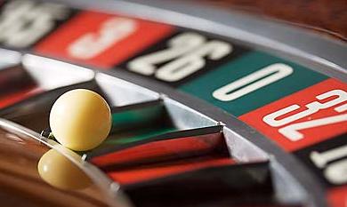 Roulette / table de jeux