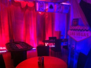 Ambiance lounge casino